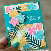 Tropical Chic: You are the Greatest