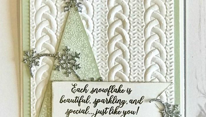 Cozy Snow is Glistening Card