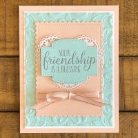 So Sentimental Bundle Card