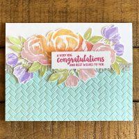 Beautiful Friendship Congratulations Card