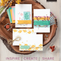 2020-2021 Annual Stampin' Up! Catalogue is LIVE!