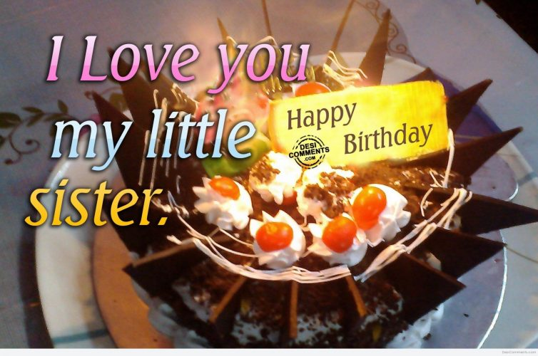 Sweet Happy Birthday Younger Sister Love Messages