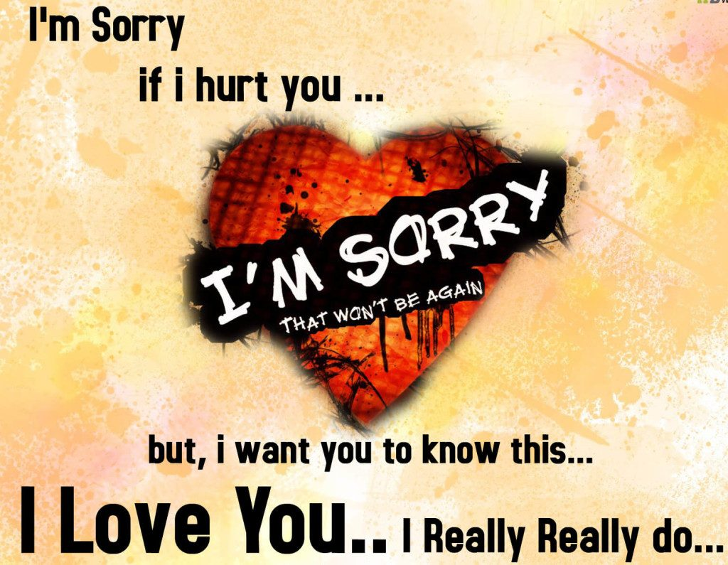 I Am Sorry Messages for My Darling Dad-I am Sorry Messages For Him - Love Messages