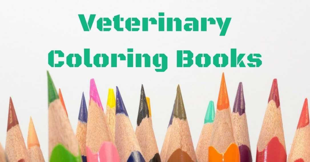 crayons, Veterinary Coloring Books, veterinarian, vet tech life