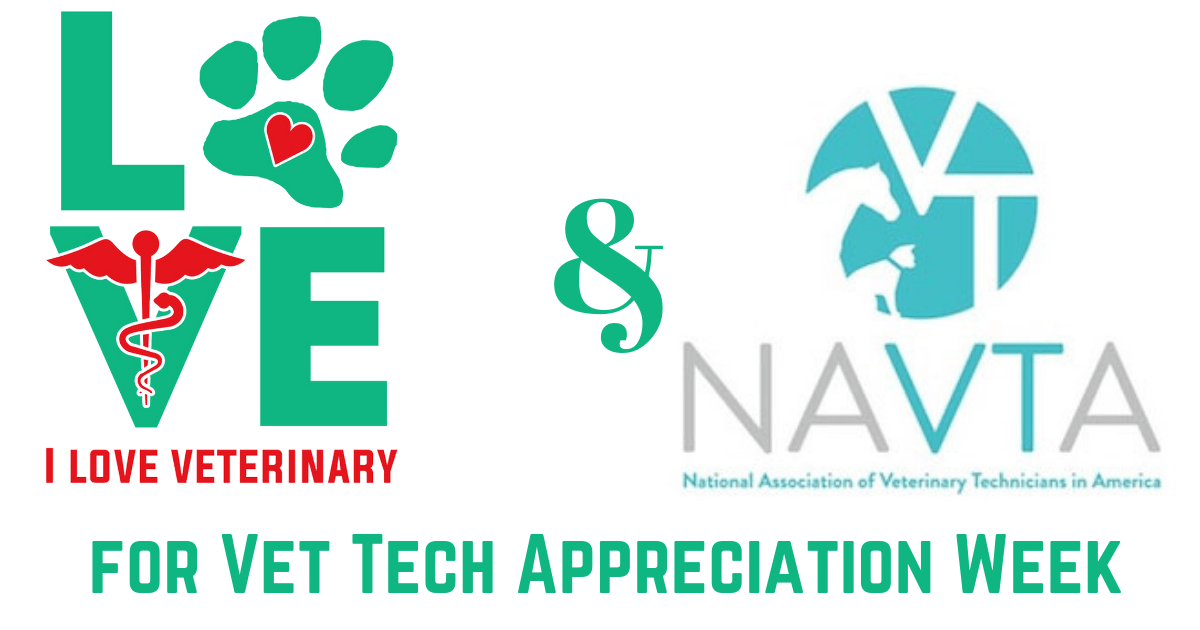 I Love Veterinary & NAVTA