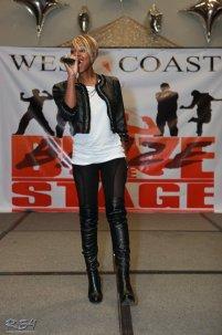 "Deja Bryson wins 106 & Park ""Blaze the Stage"" competition."