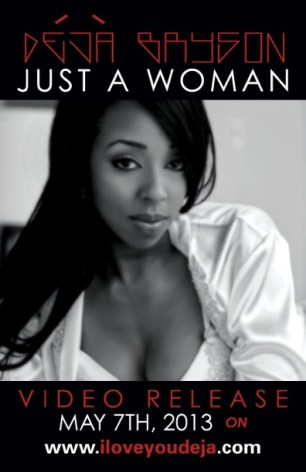 Just A Woman Release