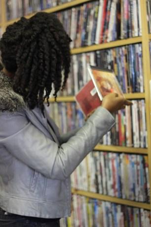 When you fine Lauryn Hill's CD!