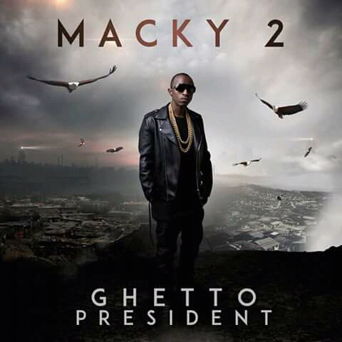 Macky 2's Album 'Ghetto President' Finally Out In Stores.