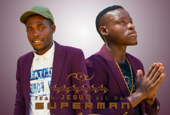 Team Jesus All Day – Superman (Prod. Slim Ck)