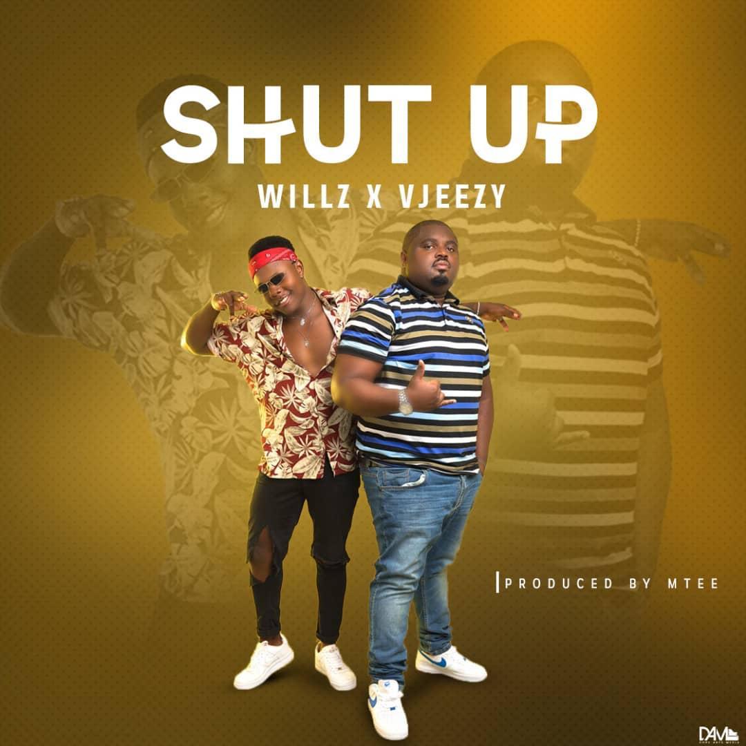 Willz X V Jeezy – Shut Up (Prod. Mtee)