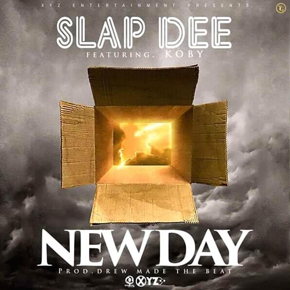 Slapdee Ft. Koby – New Day (Prod. Drew)