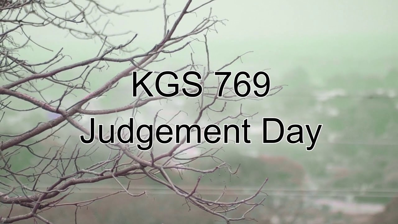 Kgs 769 Aka Spider – Judgement Day (Official Video)