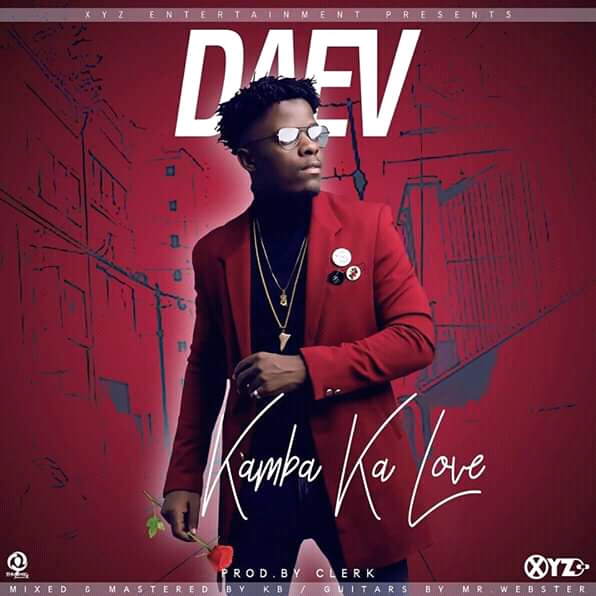 Daev – Kamba Ka Love (Lyric Video)