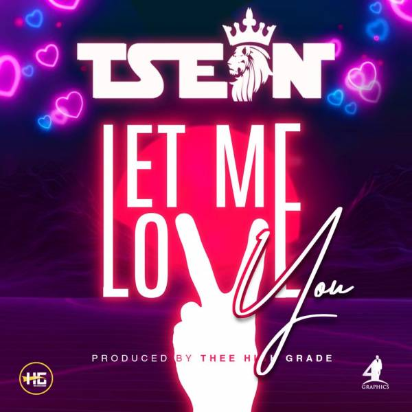 T-Sean – Let Me Love You