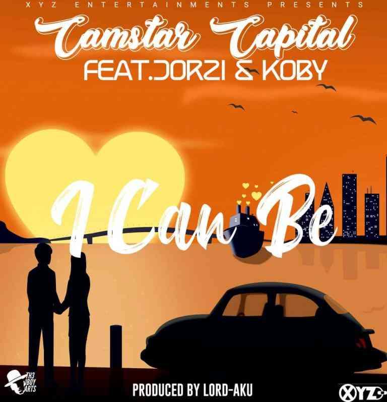 Camstar Ft. Jorzi X Koby – I Can Be (Prod. Lord Aku)