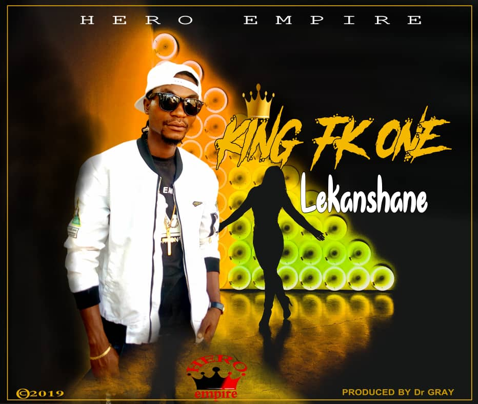 King Fk One – Lekashane (Prod.Dr Greg)
