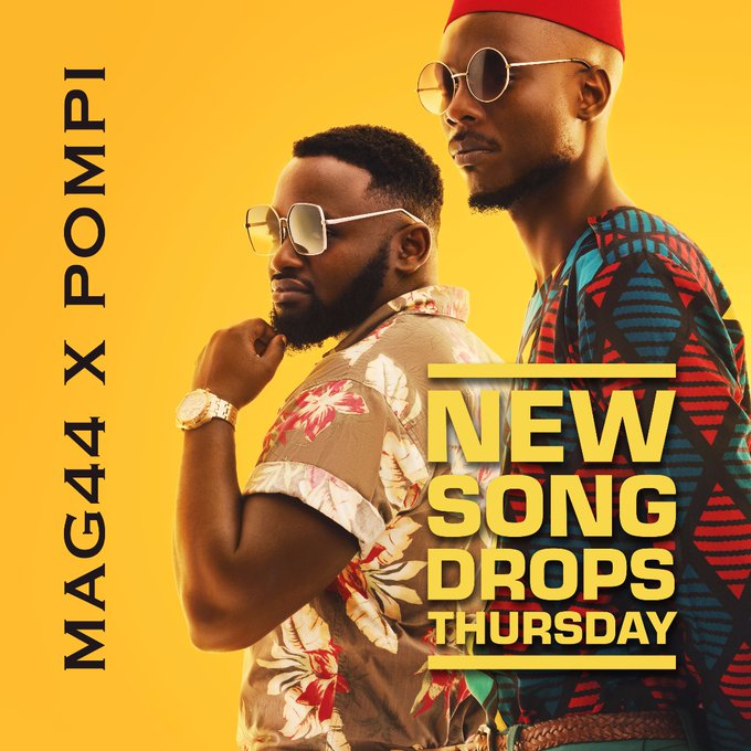 Pompi & Mag44 Collaborate On New Single
