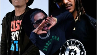 Photo of Bow Chase Calls Burna 'Mr Fwedede' A Wack A*s Rapper While Burna Threatens To Beat Him Up!!