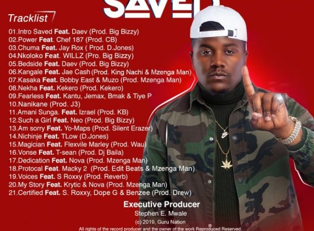 Photo of Stevo – Saved (Album)