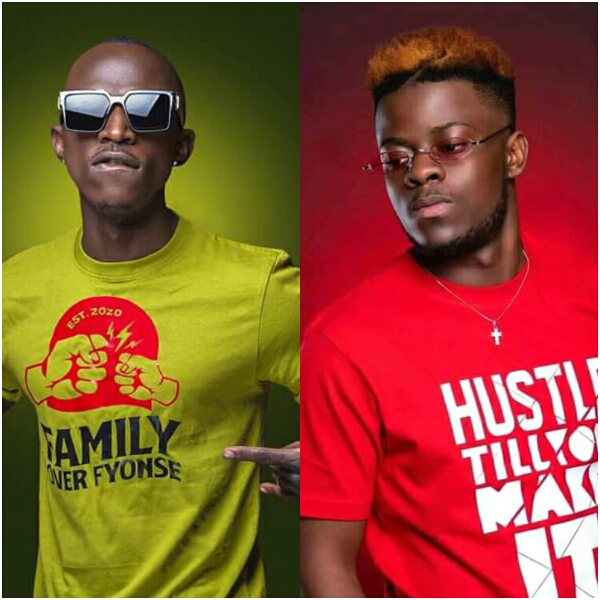 Macky 2 Talks Of Release Of Three Songs He Did With Daev