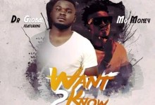 Photo of Dr Global ft. Mo Money – Want 2 Know