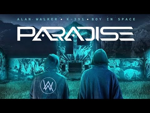 Alan Walker ft. K-391, Boy in Space – Paradise