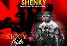 Shenky ft. Bow Chase & 4 Na 5 - Sexy lady Mp3 Download