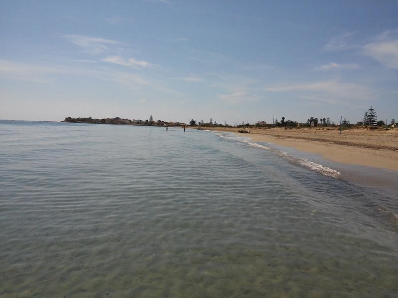 spiaggia villaggio isola blu