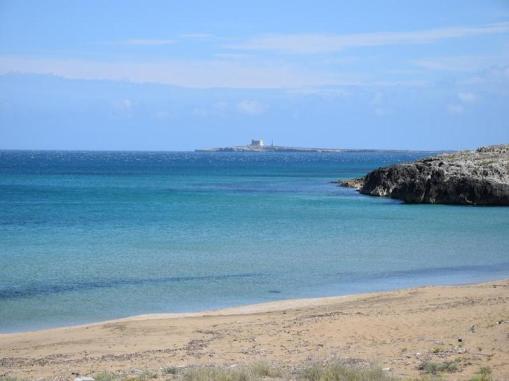 La spiaggia di Marzamemi
