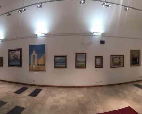 Pinacoteca Nunzio Sciavarrello - Bronte - Interno