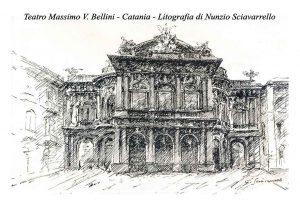 Magnete Teatro Massimo Vincenzo Bellini