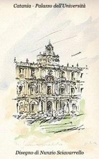 Calamita Palazzo Centrale Università Catania
