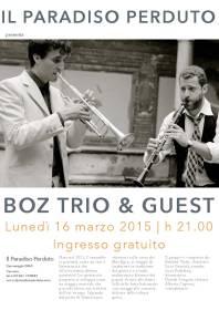 Boa Trio   Italia