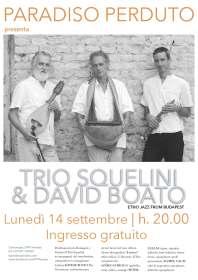 Trio Squelini & David Boato   Ungheria, Italia