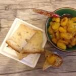 Pomodorini gialli arrostiti al timo