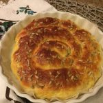 Pane al miele di ciliegio e latticello