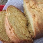 Pan brioche  tradizionale