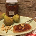 Confettura di fichi e anacardi con fruttapec 2:1