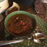 Curry Dahl di lenticchie