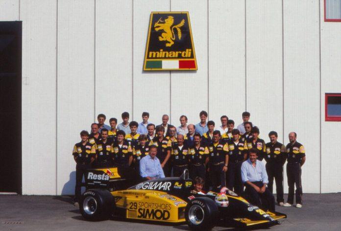1280px Minardi Team Faenza 1985
