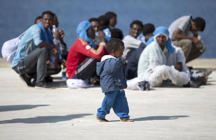 profughi bambino
