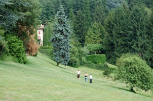 Taking a walk around Poggio Verde