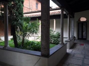 Cloister of Santa Maria delle Grazie