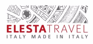 "Logo Elesta Travel ""Italy made in Italy"""