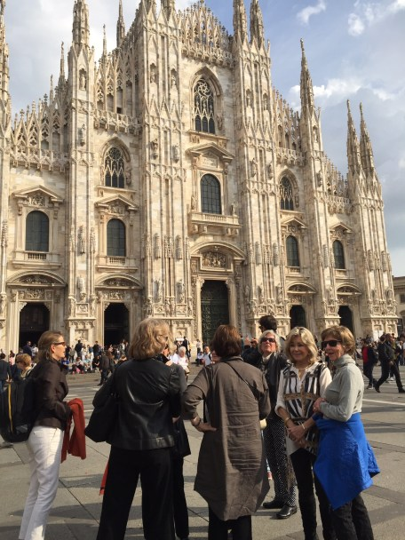 The Duomo (Milan Cathedral)