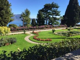 Gardens of the Borromeo Palace