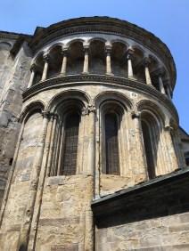 West side of Santa Maria Maggiore
