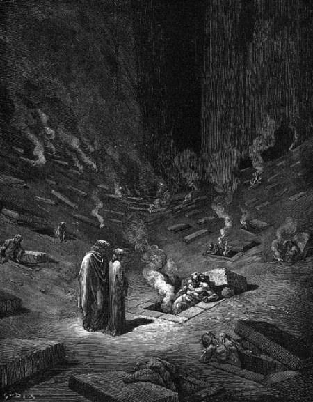 dore_burning_tombs_Dante