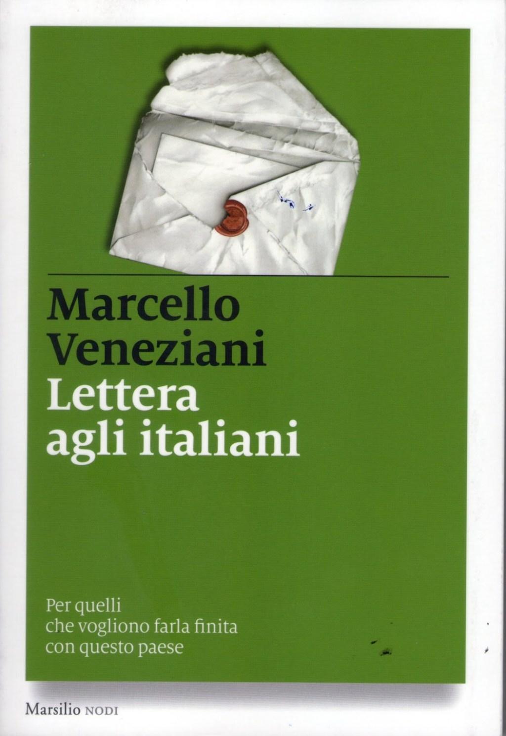 Marcello Veneziani, Marsilio Editori